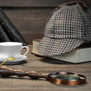 探偵七つ道具